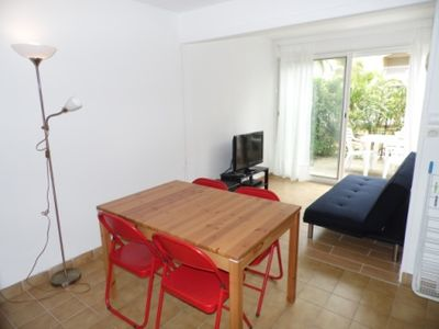 Photo for 1BR Apartment Vacation Rental in Agde, Languedoc-Roussillon