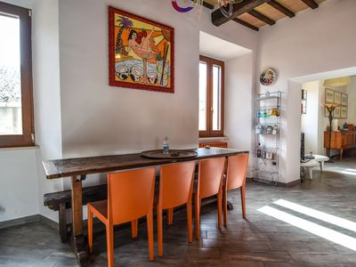 Photo for Beautiful apartment in the historic center of Spello