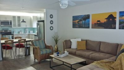 Photo for Ideal Location For Beautiful Condo On Park With Beach Access