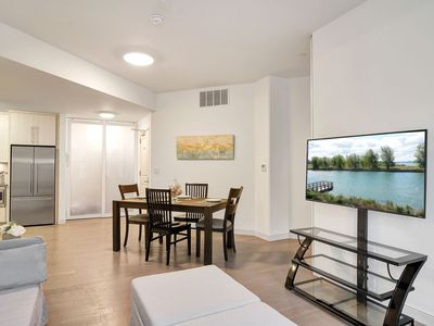 Photo for Sleek Buffalo Downtown Condo with free parking-unit 806