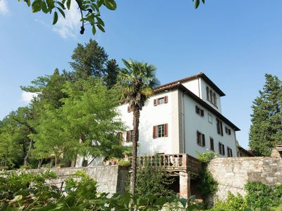 Photo for Charming Villa in Florence with Swimming Pool