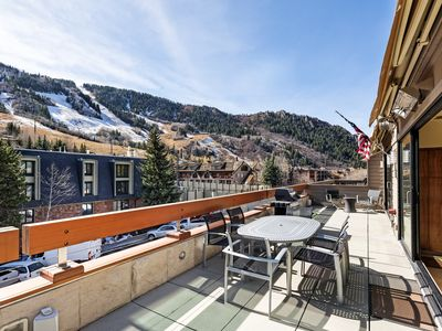 Photo for Penthouse In Downtown Aspen Just 1/2 Block From The Gondola