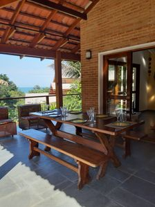Photo for House in Praia do Felix with excellent location, 200 m from the beach