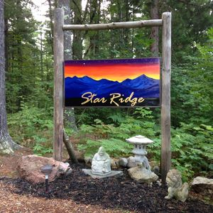 Photo for Adirondack Star Ridge  Cottage - A Peace of Heaven on 30 private acres