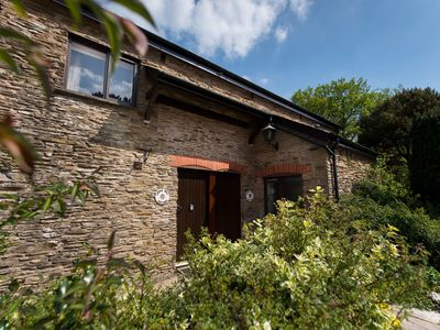 Photo for Stunning renovated watermill with pretty one bedroom cottage with onsite facilities