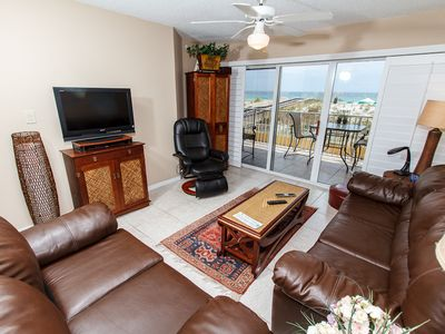Photo for Gulf Dunes 104: Everything you want for a PERFECT BEACH VACATION, beach front