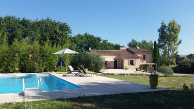 Photo for Magnificent house in the heart of classic provence