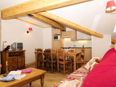 Photo for Les Belles Roches **** - 4 Rooms 8 People