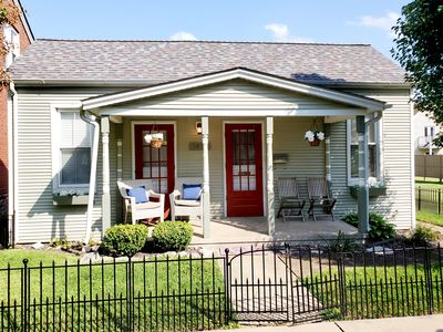 Photo for Upscale Lodging In Heart of St.Charles Main Street. Groups/Pets OK *New Listing*