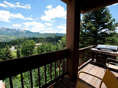 Photo for Completed Remodeled - Large Townhome - Amazing Views - Steps to Lifts