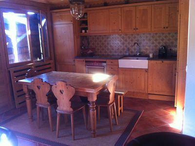 Photo for 3BR Apartment Vacation Rental in Megève, RA