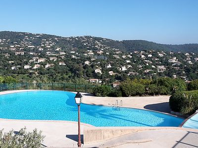Photo for Vacation home Le Petit Village  in Les Issambres, Cote d'Azur - 4 persons, 2 bedrooms