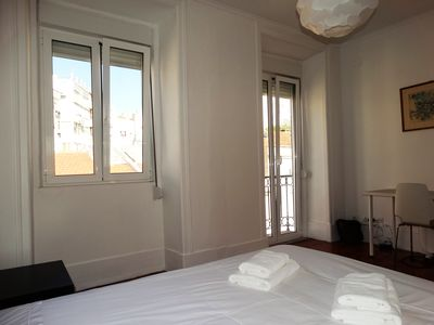 Photo for A casa do poeta -  A beautiful apartment,  with great views of the city