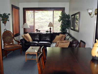 Photo for 2 Bedroom 1 Bath Ski-In Ski-Out SlopeSide Nicely Furnished Condo at Northstar