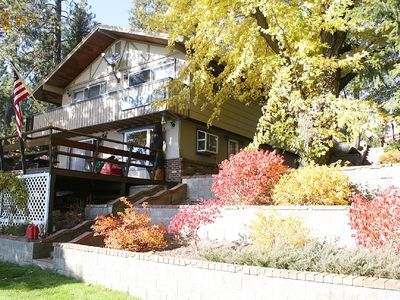 Photo for Spacious Home On Loon Lake Waterfront