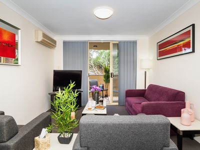 Photo for Unit 2-Eastwood Furnished apartment- 2 bedroom furnished accommodation