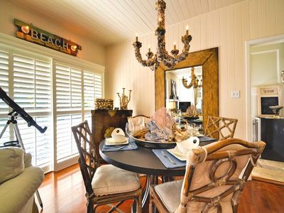 Beautiful nautical charm of Seaside Villa House vacation rental