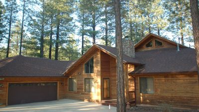 Photo for 2BR Cabin Vacation Rental in pinetop, Arizona