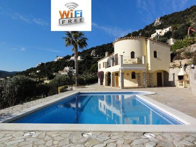 Photo for NEW OFFER FINAL JULY!!! ASK US!! NICE VILLA, FANTASTIC VIEWS, WIFI, PRIVATE POOL
