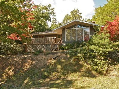 Photo for Come stay where it all began - Timeless chalet with lovely yard area