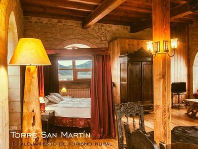 Photo for Self catering holiday rental Torre de San Martín for 4 people