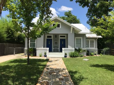 Photo for Market Haus - 2bdr/1bth - JUST BLOCKS AWAY FROM THE COMAL RIVER & TEXAS TUBES!