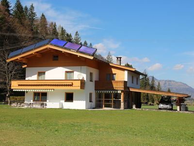 Photo for Holiday home in peaceful location at the foot of the Wilder Kaiser mountain massif.