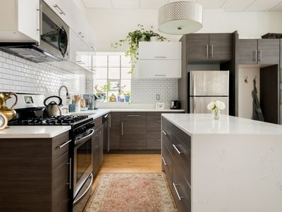 Photo for Luxury designer loft  just 2,5 miles from Magnificent Mile!