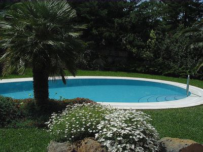 Photo for House in Tacoronte with Parking, Internet, Pool, Terrace (124635)