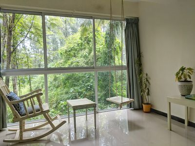 Photo for 1BR Apartment Vacation Rental in Siolim, Goa