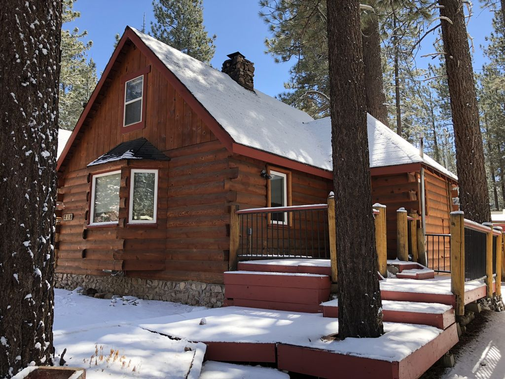 big california snow cabins rentals rental pet vation summit ca lake cabin friendly bear