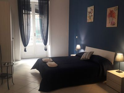 Photo for Casa D'Avalos studio apartment 200 meters from the seafront