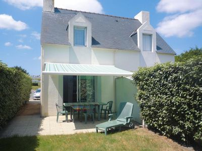 Photo for Semi-detached house, Carnac  in Morbihan - 4 persons, 2 bedrooms
