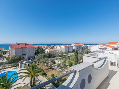 Photo for Apartments Zrce Swimming Pool (59101-A10) - Novalja - island Pag