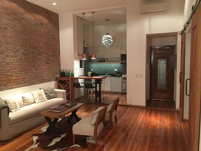 Photo for Top notch Recoleta apartment for families or groups in unbeatable location