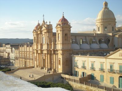 Photo for Comfortable rooms immersed in baroque Noto