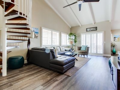 #723 - Newly remodeled, spacious family beach retreat with AC
