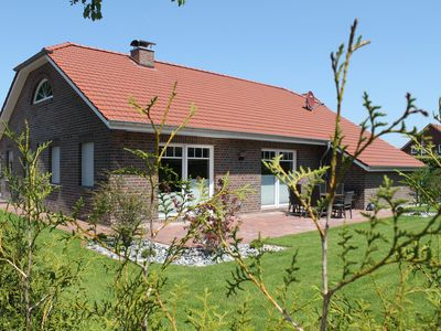 Photo for Chalet on the Wadden Sea House 2 ⭐️⭐️⭐️⭐️⭐️ - cottage Ockenfels new building 2016