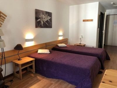 Photo for Apartment Brides-les-Bains, studio flat, 4 persons