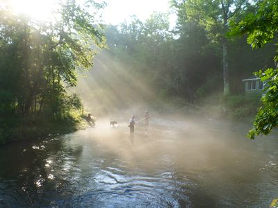 Pere Marquette River 'fly's Only Section' 6000 Feet Of River Frontage