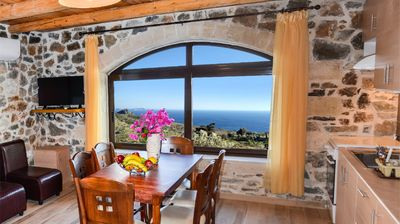 Photo for 2BR Apartment Vacation Rental in Agalianos