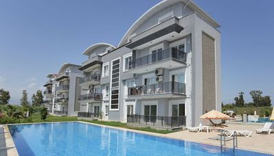 Photo for A lovely apartment, 2+1 Rooms, 4-6 persons, center of Belek