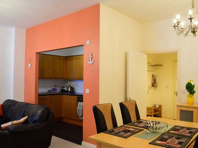 Photo for 1 Bedroom Apartment next to 3Arena Sleeps 2  - One Bedroom Apartment, Sleeps 2