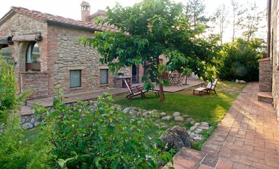 Photo for Country House Nazzano in Vineyards/Olive Grove near San Gimignano Florence Siena