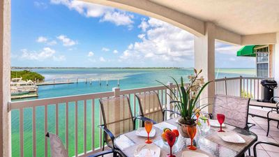 Photo for **SUNSET REVERIE @ SUNSET MARINA** Condo / Pool & Spa + LAST KEY SERVICES...