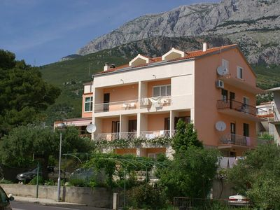 Photo for Studio appartment in Tučepi (Makarska) capacity 2+1