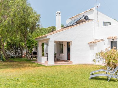 Photo for Detached and quiet house near beach of the Trafalgar Lighthouse QUINTAS DE LUNA