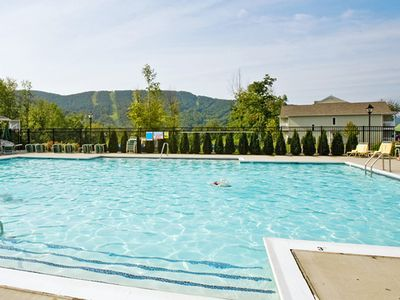 Photo for Luxury 1 bdrm Condo | Vacation Village in the Berkshires