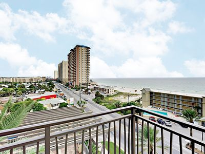 Photo for Origin 2BR w/ Wraparound Deck & Resort Amenities—Walk to Beach & Attractions
