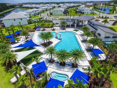 Photo for The Ultimate New 6 Bedroom 5  Bathroom Resort Villa Only Minutes To Disney